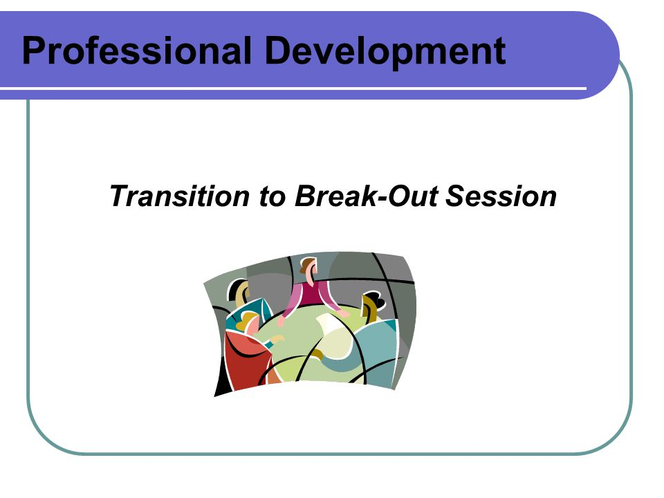 Professional Development