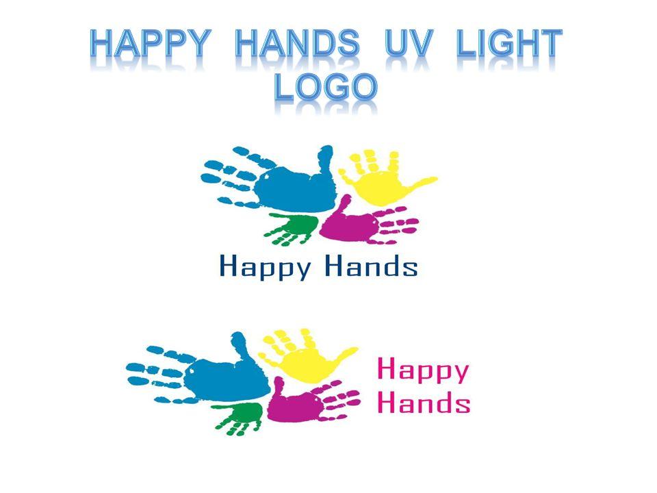 Happy Hands UV LighT Logo