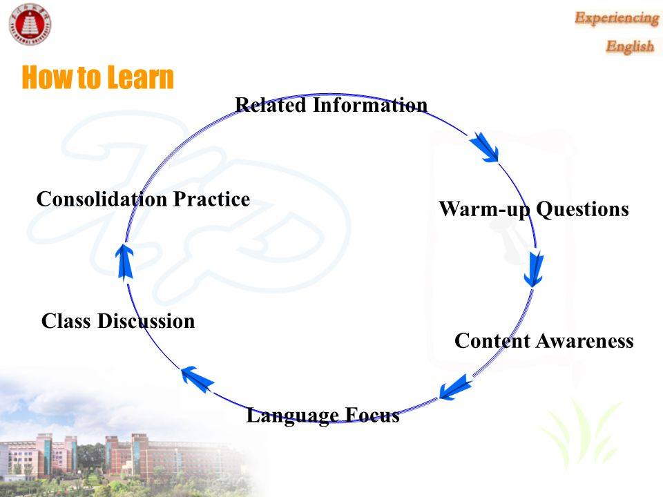How to Learn Consolidation Practice Language Focus Related Information