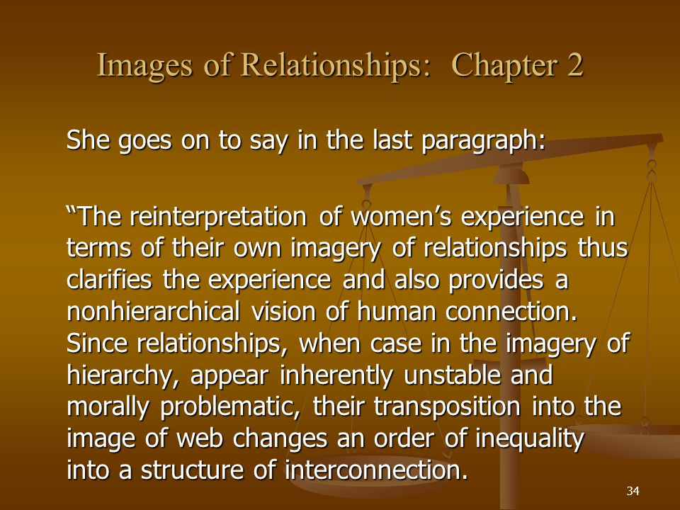 Images of Relationships: Chapter 2