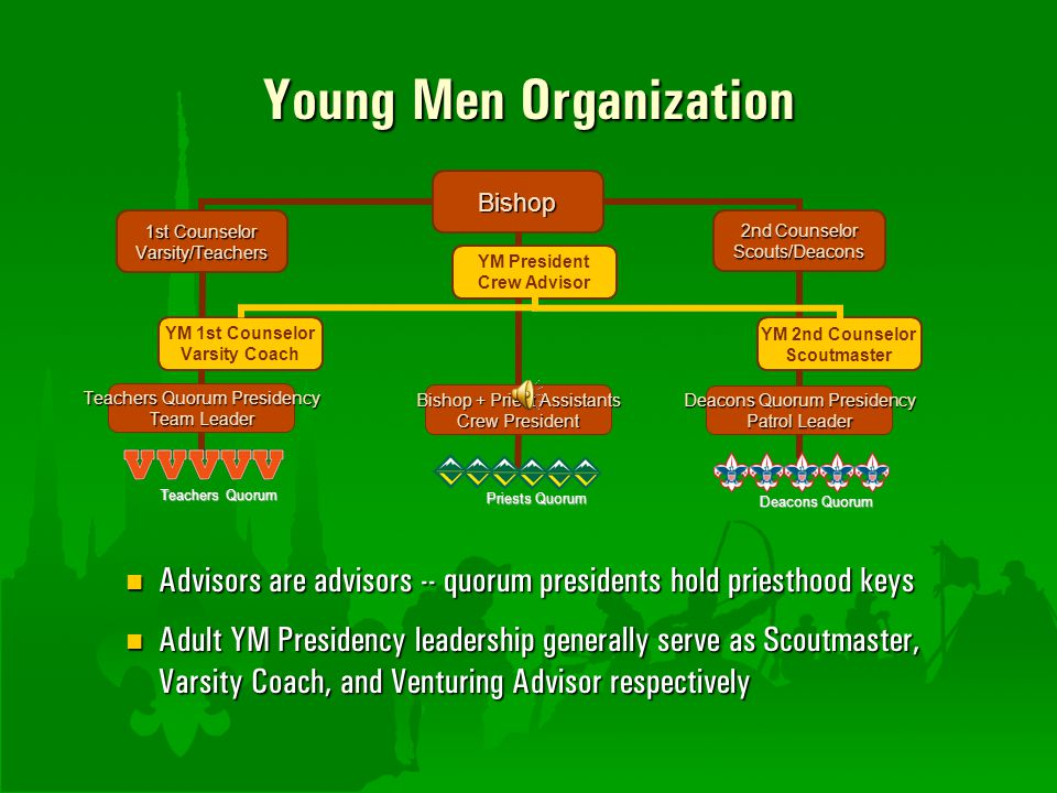 Young Men Organization