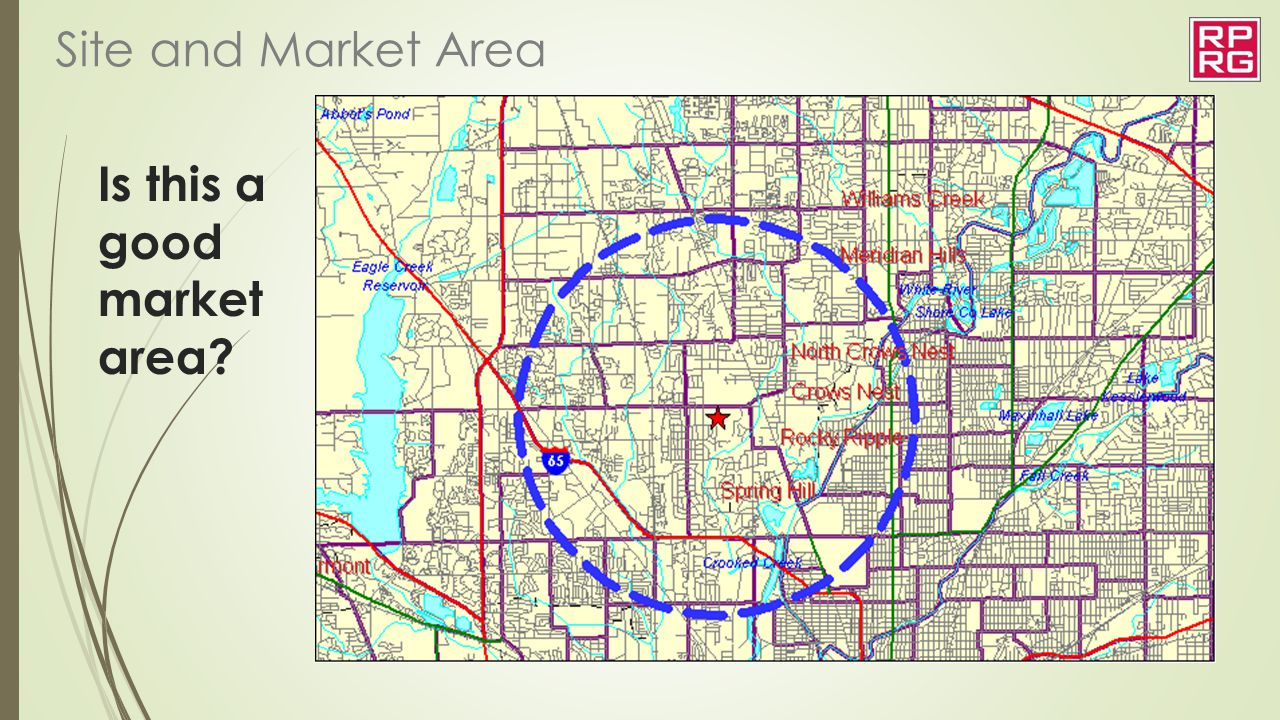 Is this a good market area