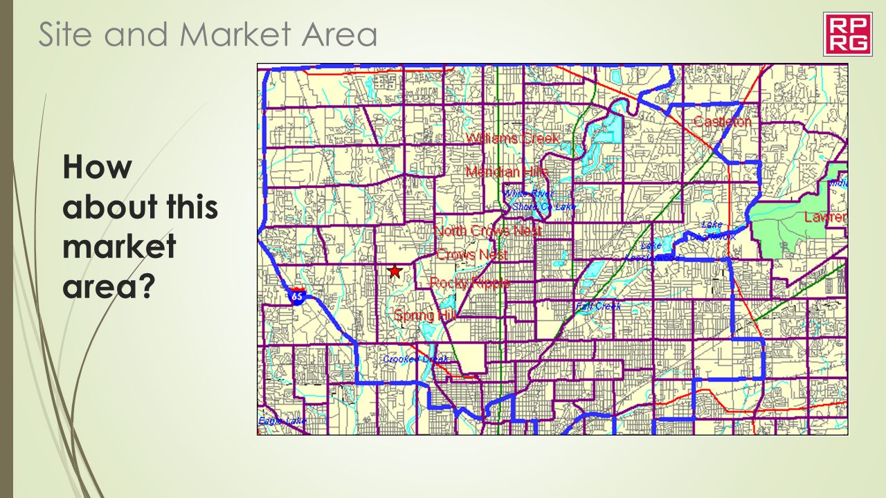 How about this market area