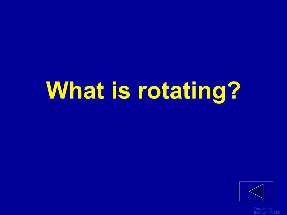 What is rotating Template by Bill Arcuri, WCSD