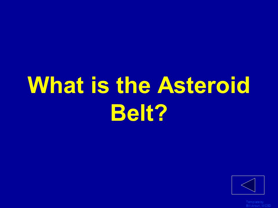 What is the Asteroid Belt