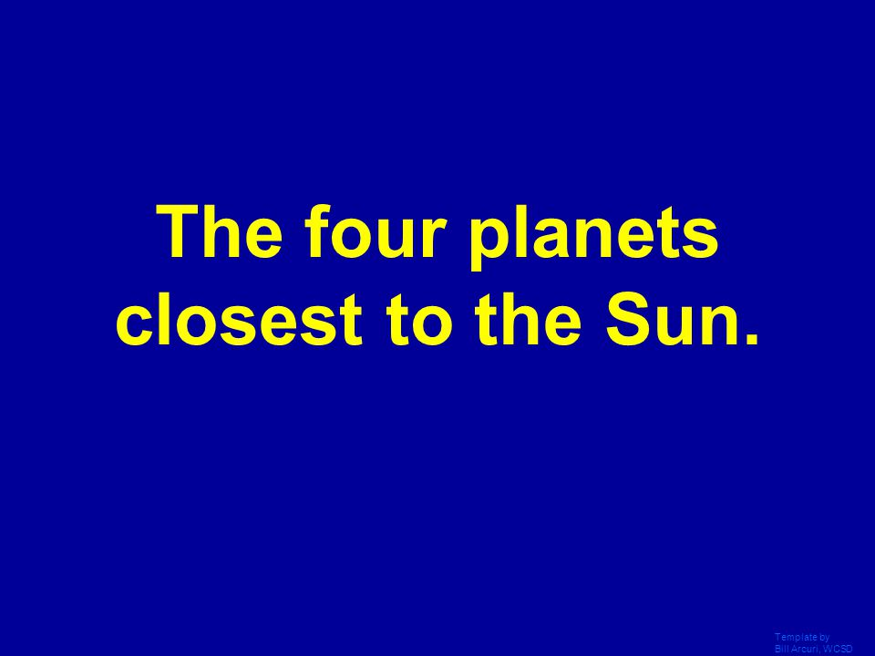 planets in order closest to the sun - photo #29