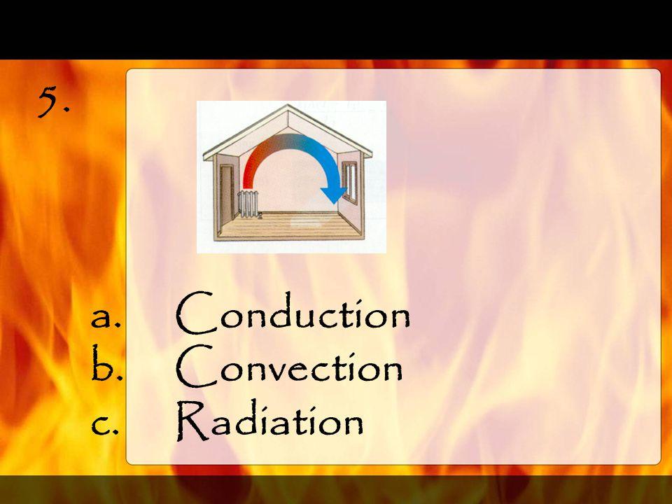 5. Conduction Convection Radiation