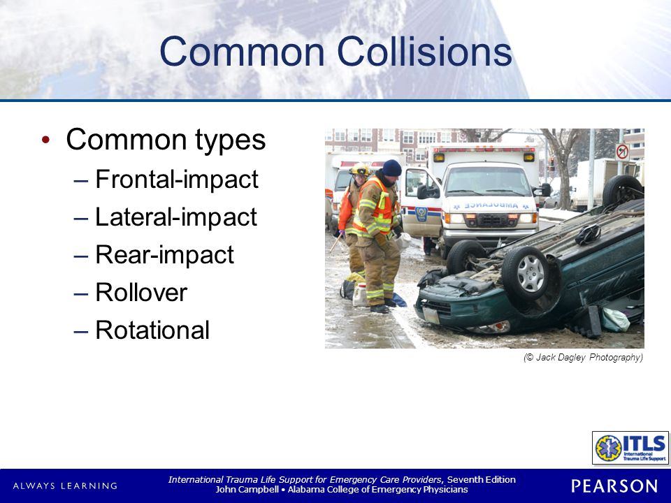 Frontal-Impact Collision