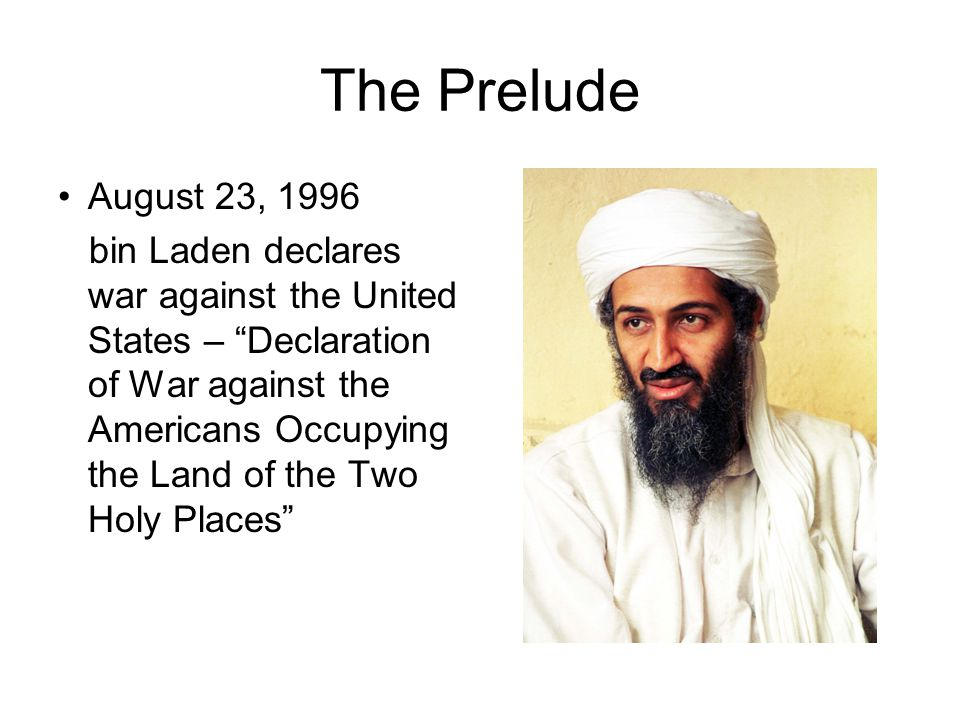 The Prelude August 23, 1996.