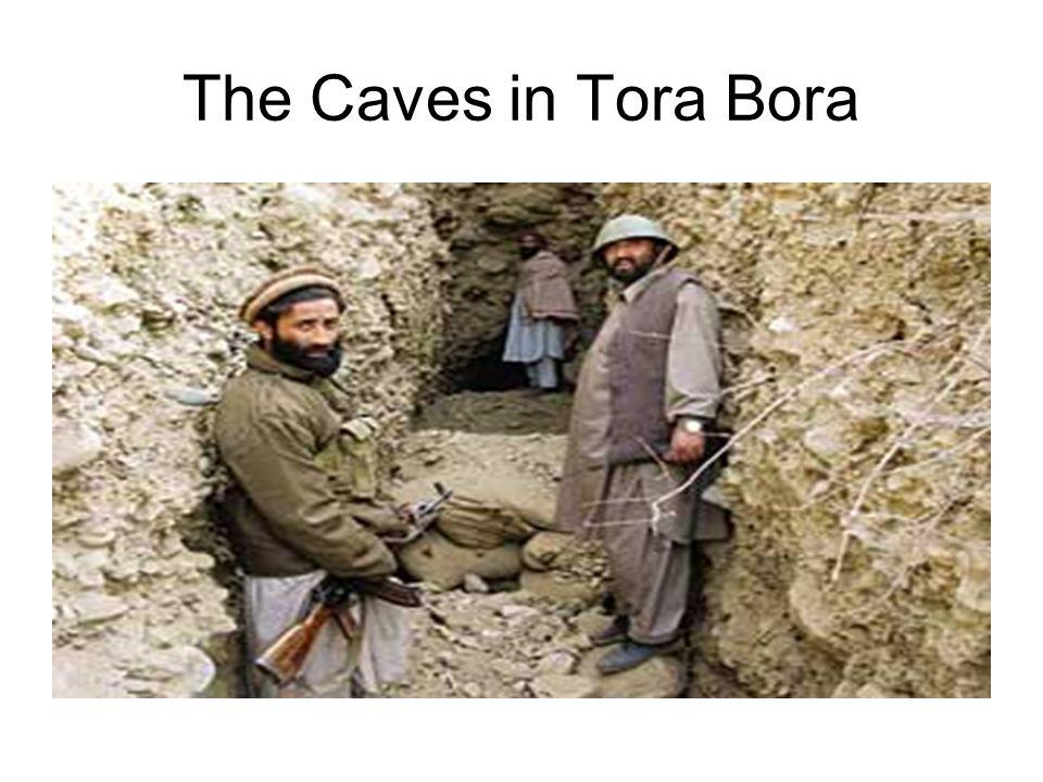 The Caves in Tora Bora