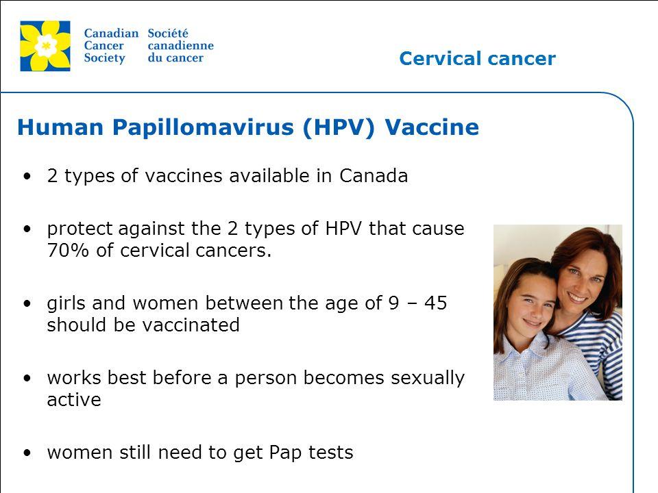 Human Papillomavirus (HPV) Vaccine