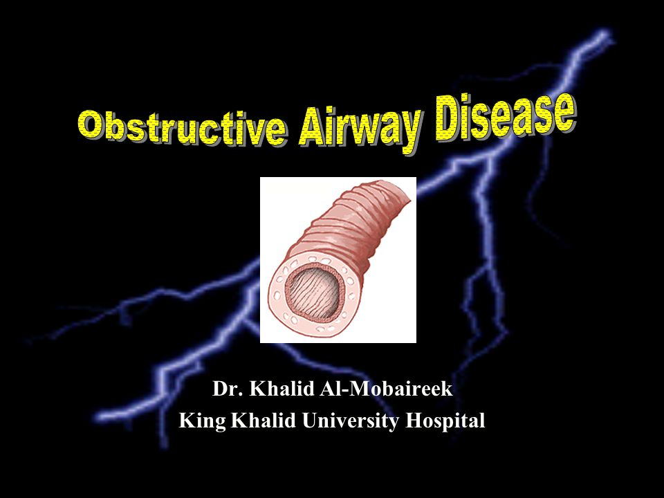 Dr. Khalid Al-Mobaireek King Khalid University Hospital