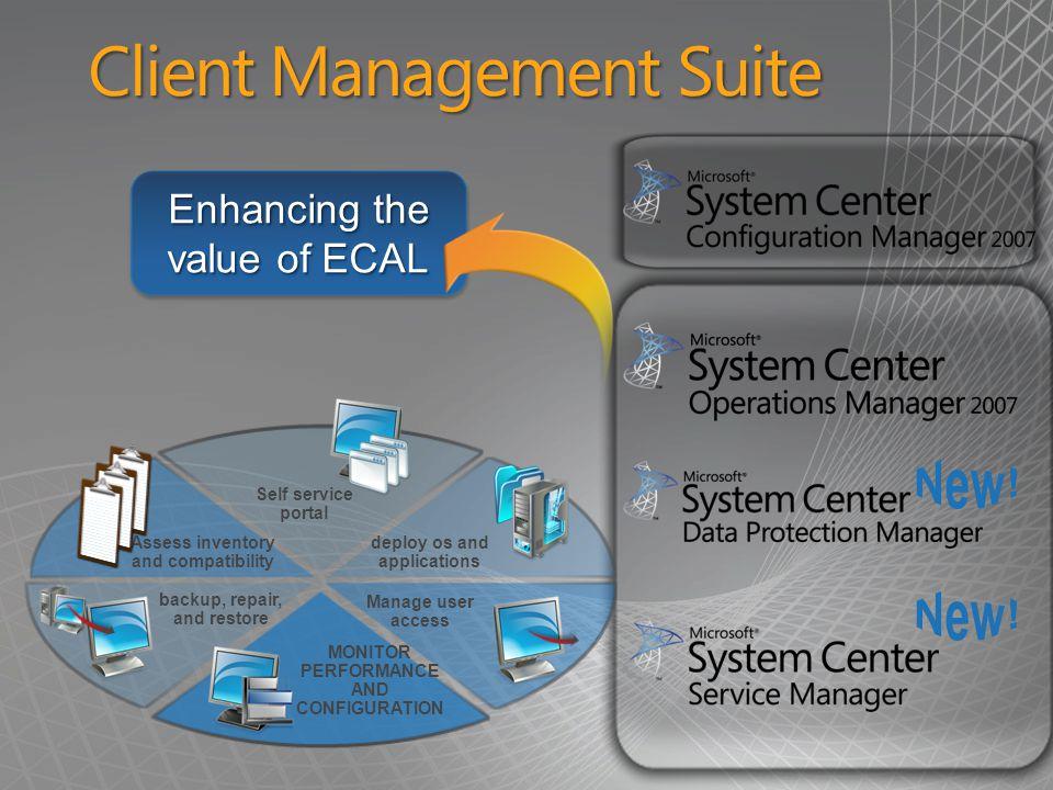 Client Management Suite