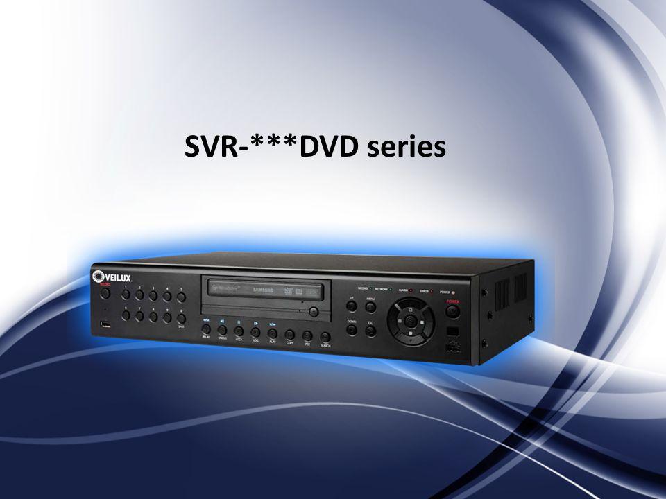 SVR-***DVD series