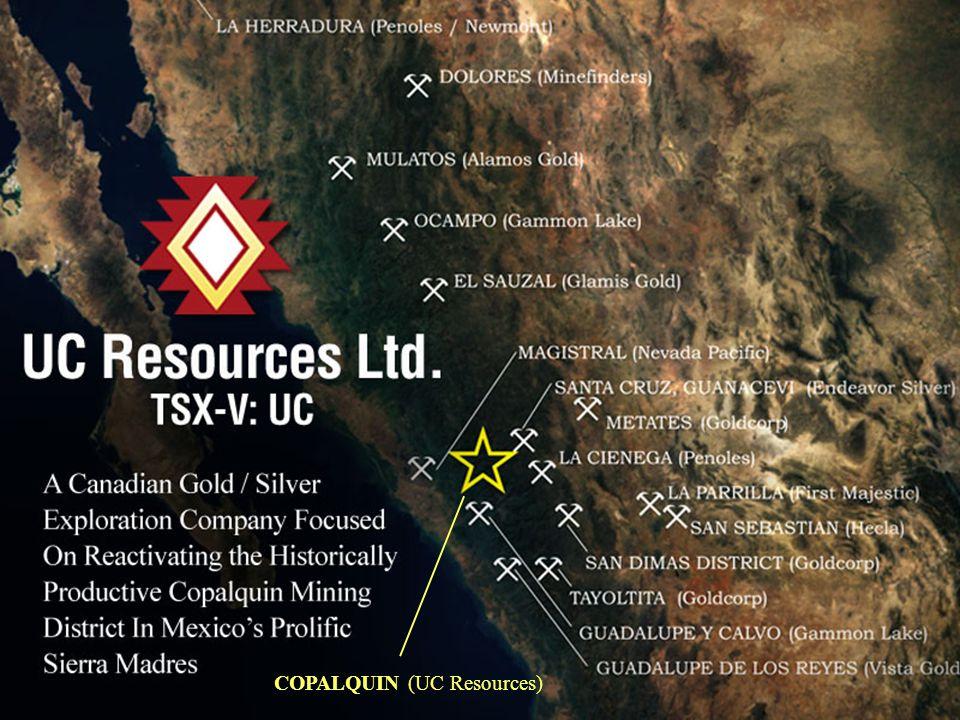 COPALQUIN (UC Resources)