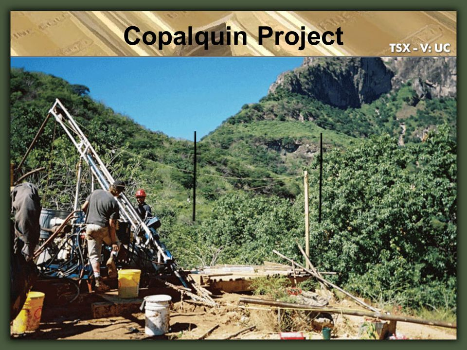 Copalquin Project