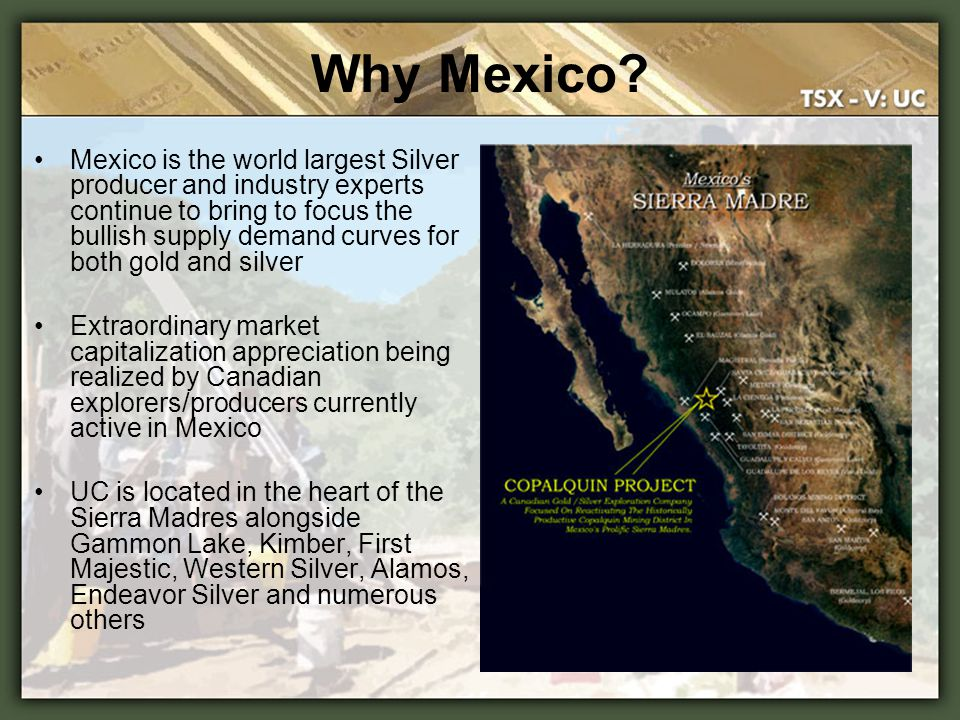 Why Mexico