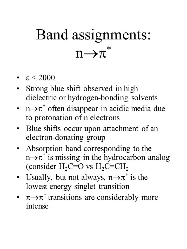 Band assignments: n*