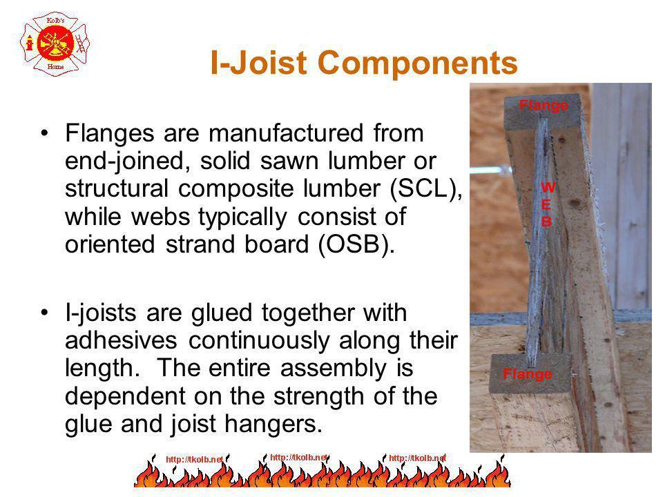 I-Joist Components