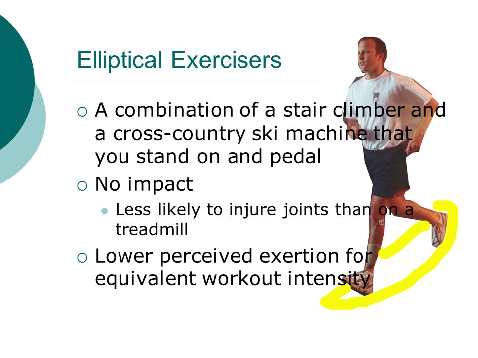 Elliptical Exercisers