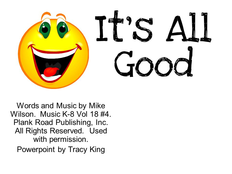 Powerpoint by Tracy King