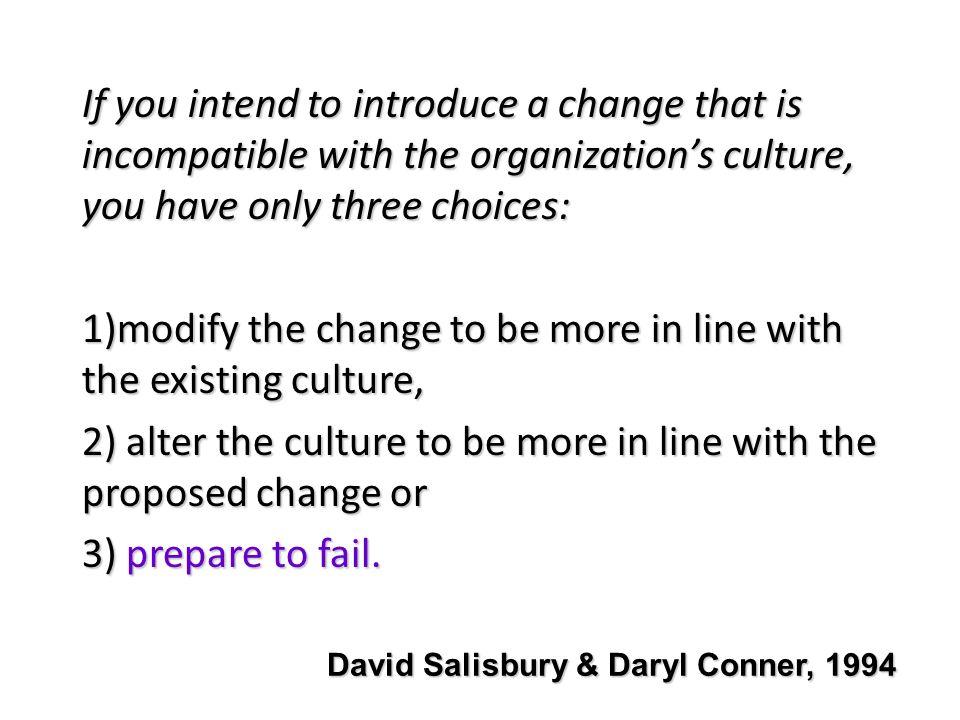 David Salisbury & Daryl Conner, 1994