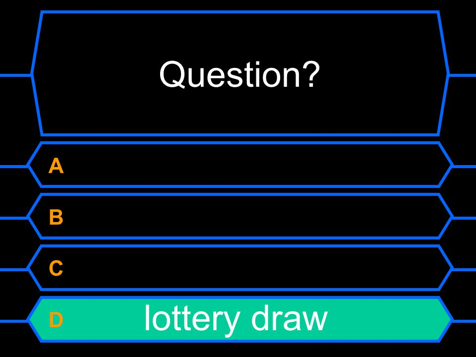 Scribble Drawing Question : Who wants to be a millionaire ppt video online download