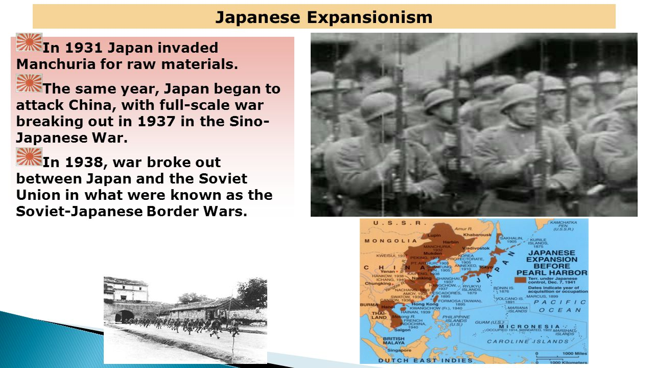 Japanese Expansionism