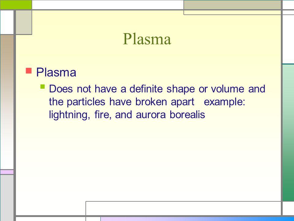 Plasma Plasma.