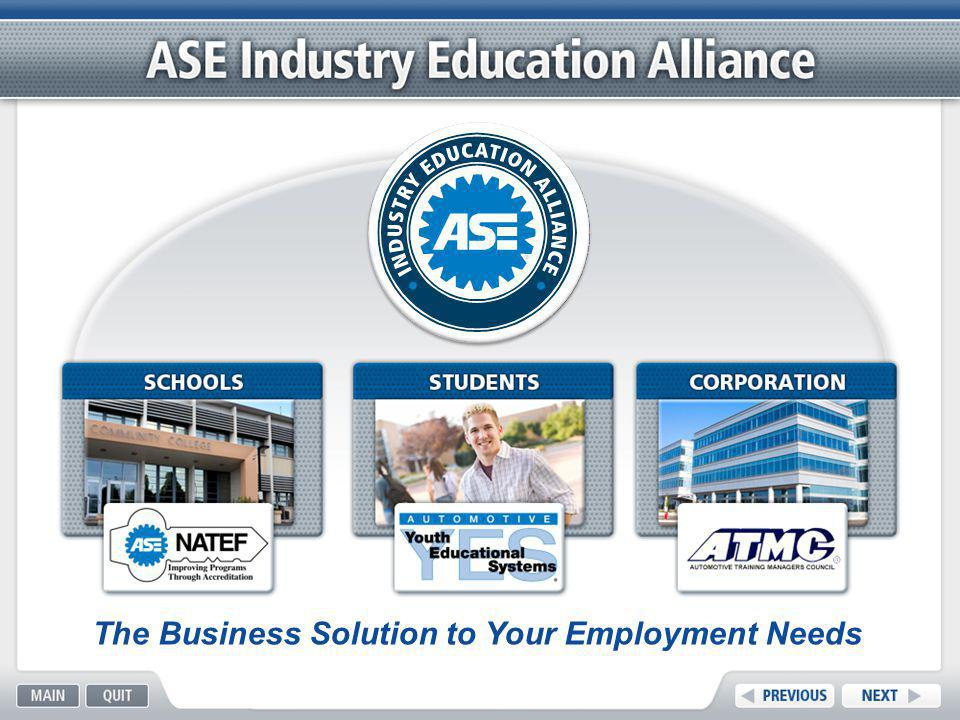 The Business Solution to Your Employment Needs