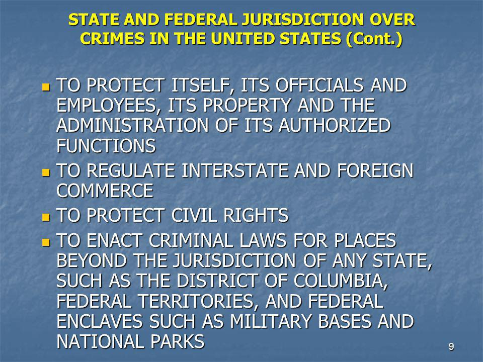 TO REGULATE INTERSTATE AND FOREIGN COMMERCE TO PROTECT CIVIL RIGHTS