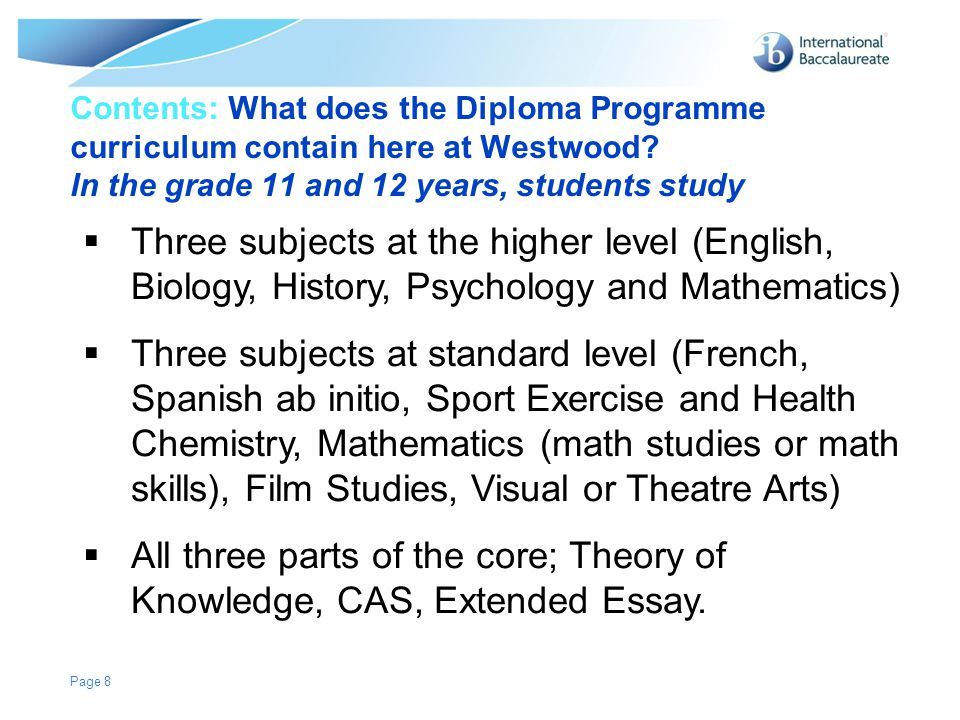 good theory of knowledge essays Theory of knowledge for the ib diploma © cambridge university press 2011 page 1 of 85 theory of knowledge for the ib diploma: student notes introduction these notes are designed to provide an easy-to-use summary of theory of knowledge for the ib diploma by richard van de lagemaat the notes link to the other theory of knowledge for the.