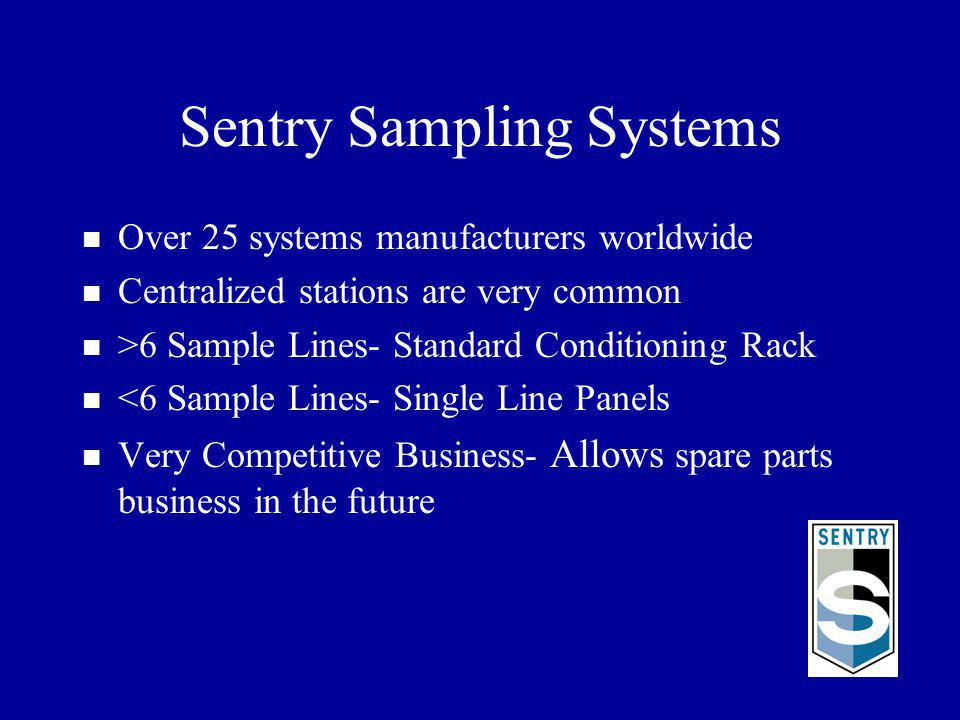 Sentry Sampling Systems