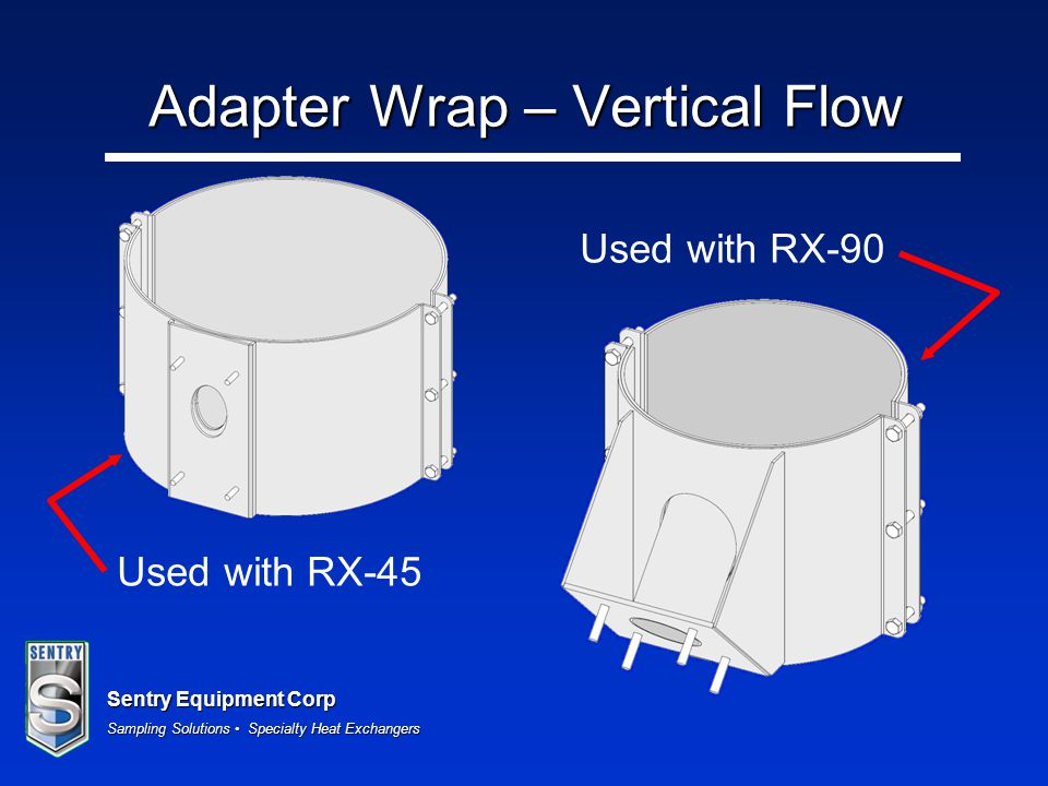 Adapter Wrap – Vertical Flow