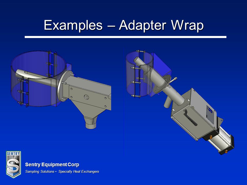 Examples – Adapter Wrap