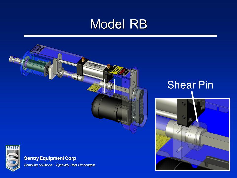 Model RB Shear Pin