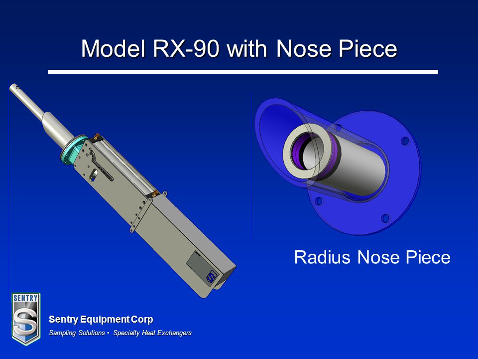 Model RX-90 with Nose Piece