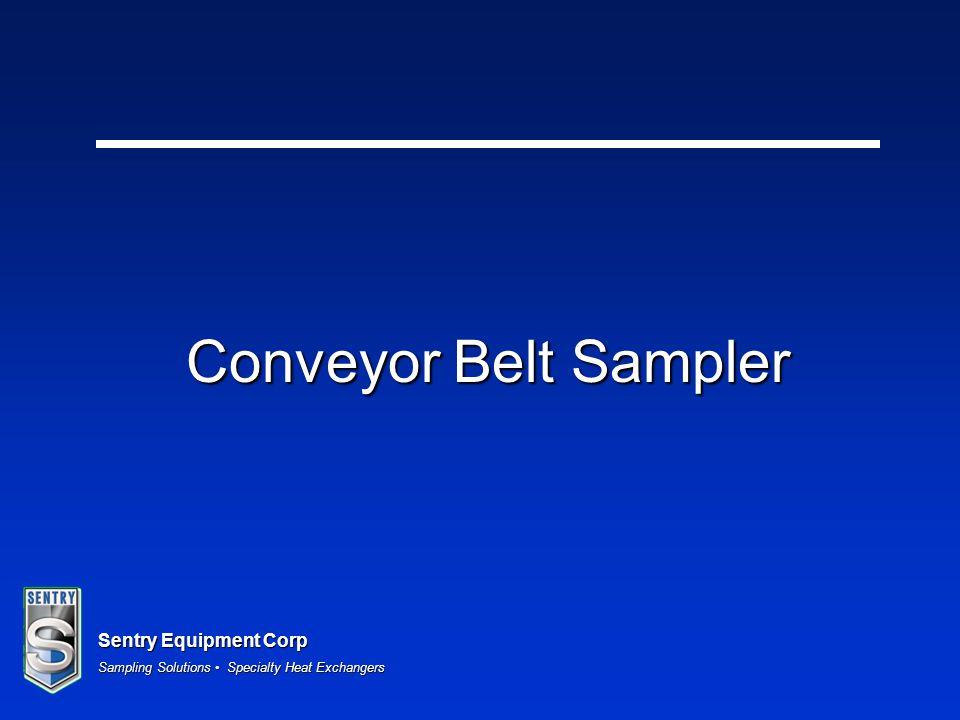 Conveyor Belt Sampler