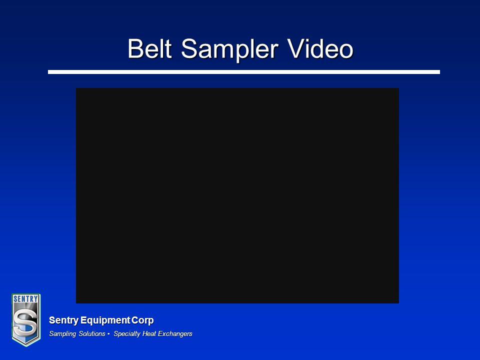 Belt Sampler Video