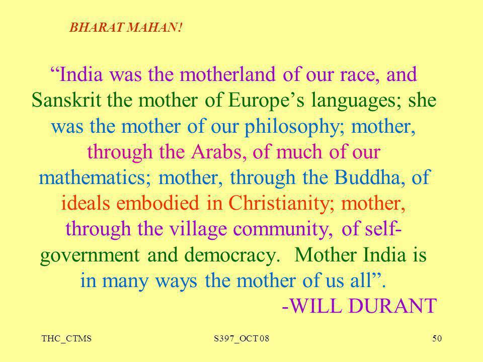 BHARAT MAHAN!