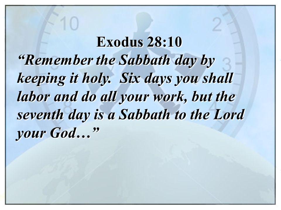 Exodus 28:10