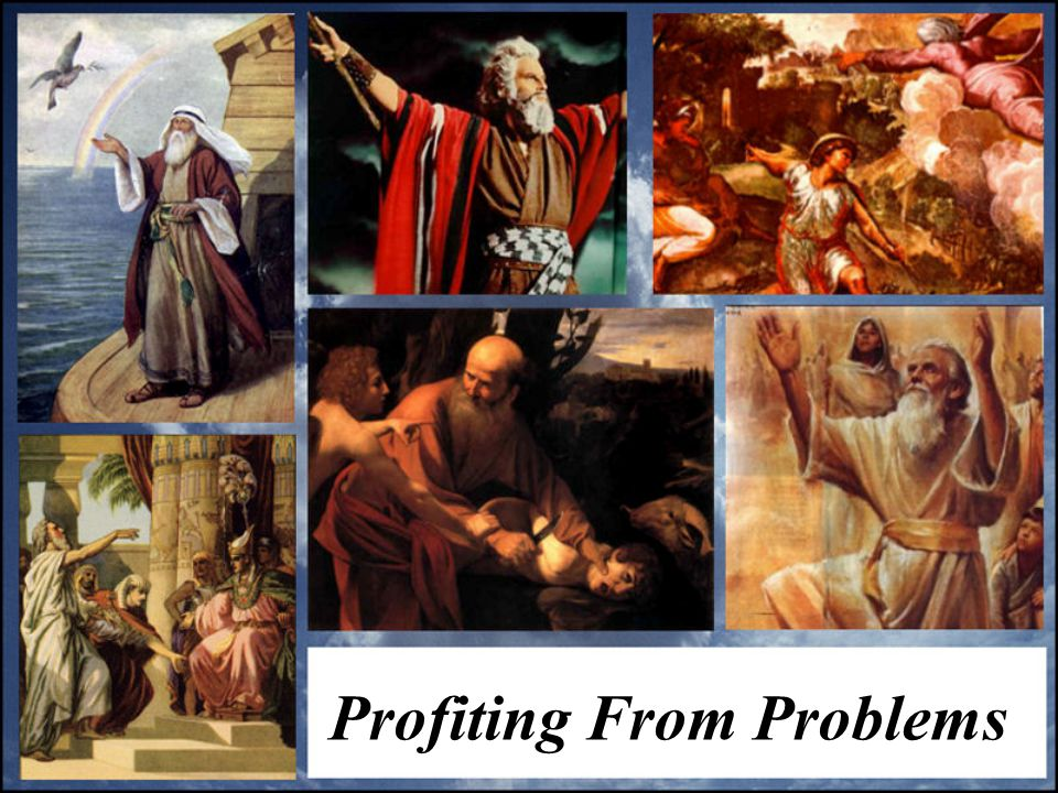 Profiting From Problems