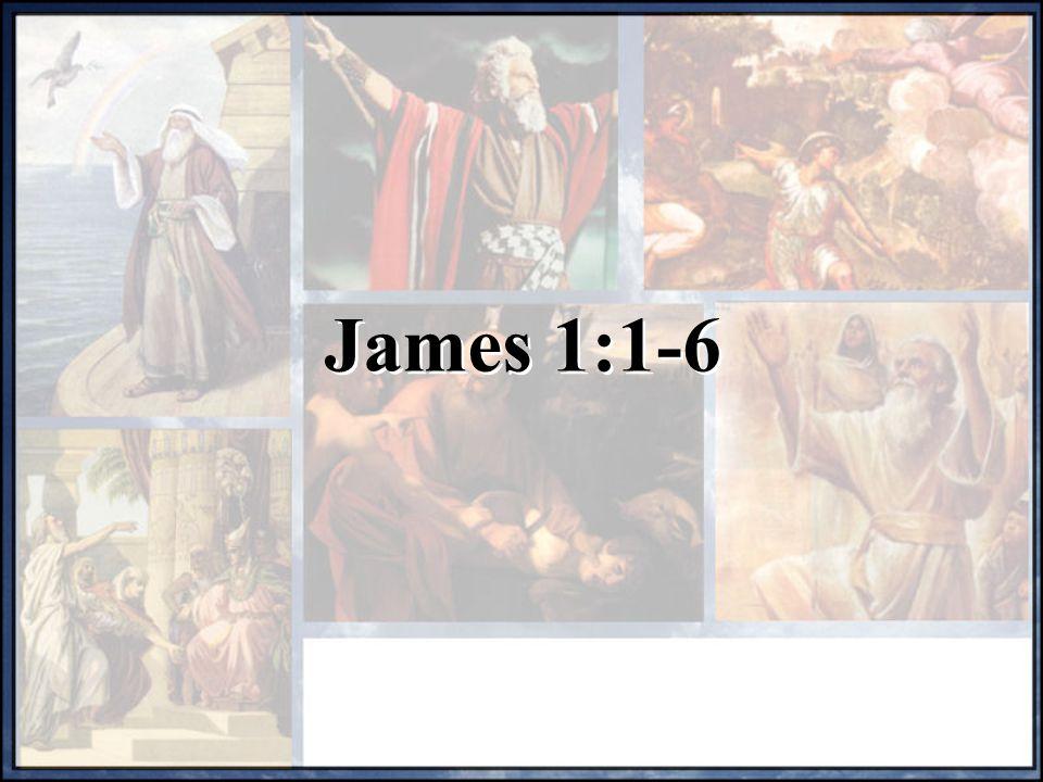 James 1:1-6