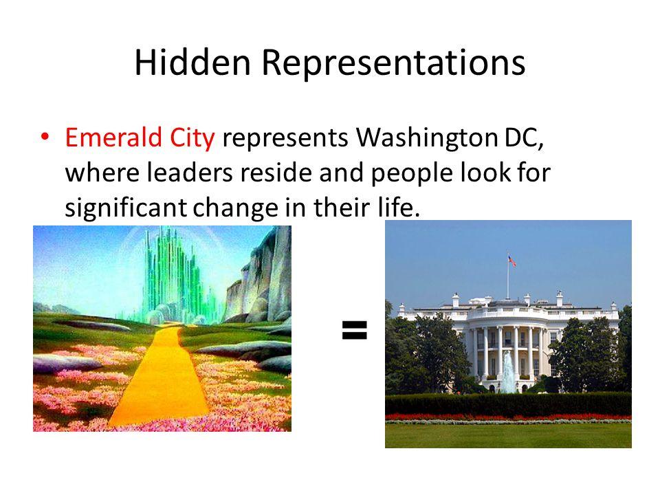 Hidden Representations