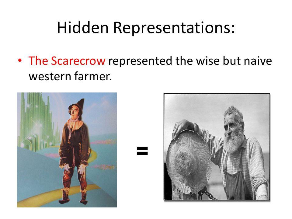 Hidden Representations: