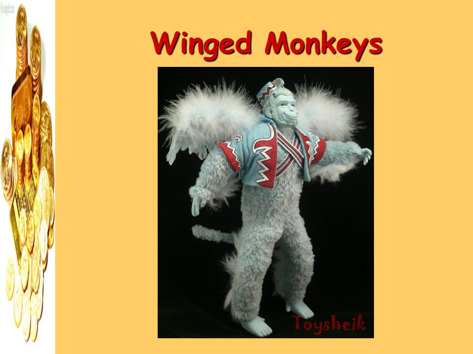 Winged Monkeys