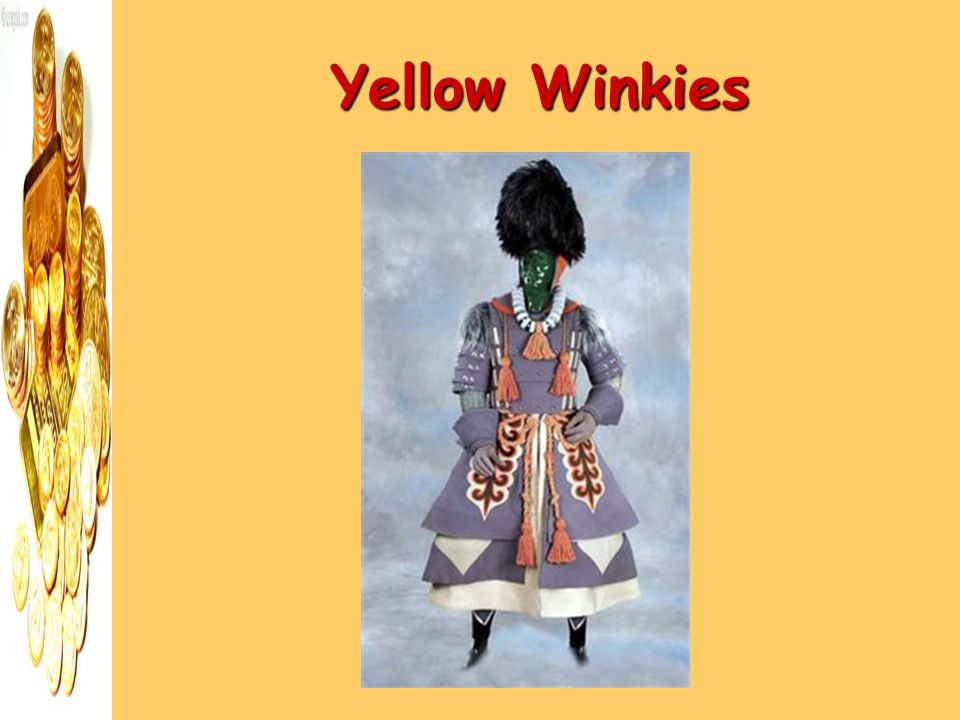 Yellow Winkies