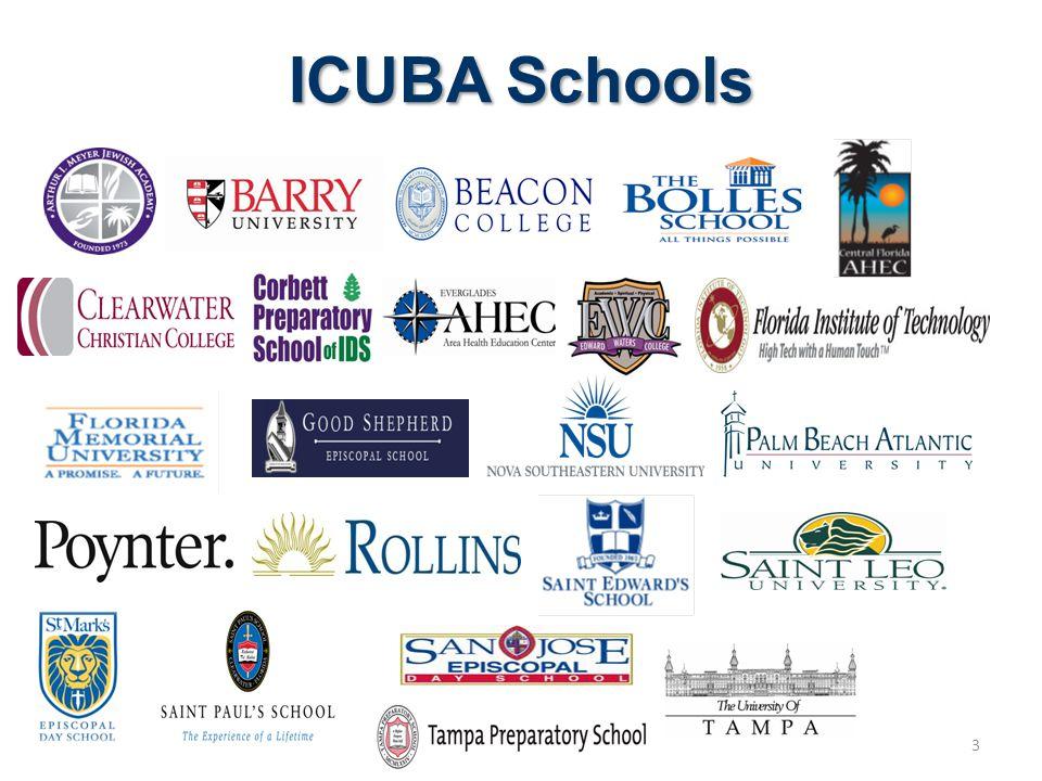 ICUBA Schools