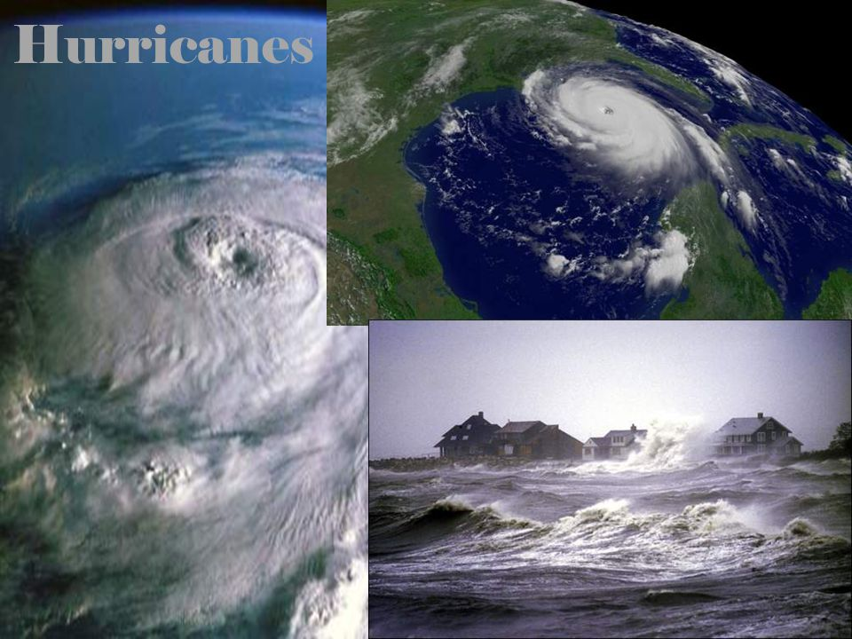 Hurricanes http://www.ehow.com/how-does_5170460_do-hurricanes-affect-ecosystem_.html