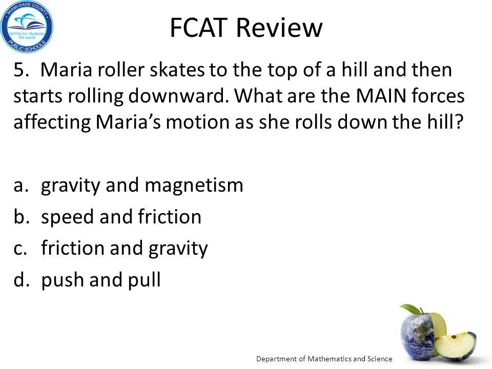 FCAT Review